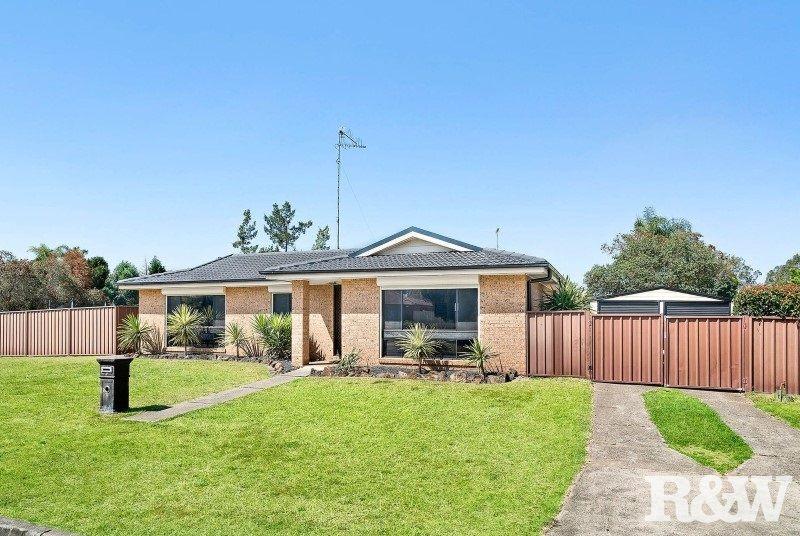 1 Meru Place, St Clair NSW 2759, Image 0