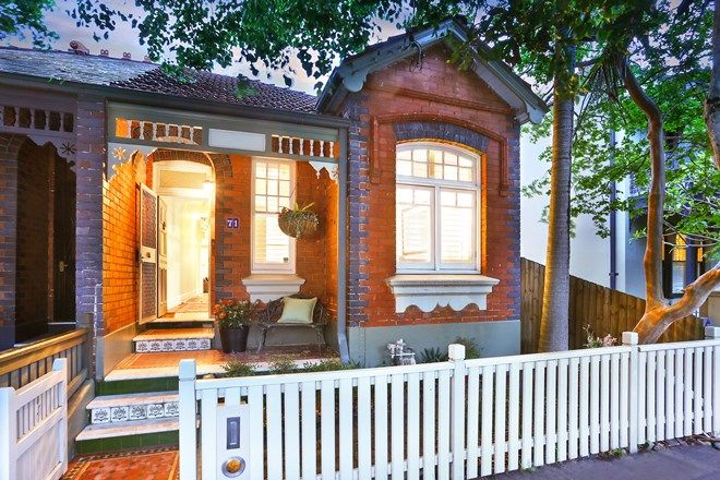 Picture of 71 Brighton Street, PETERSHAM NSW 2049
