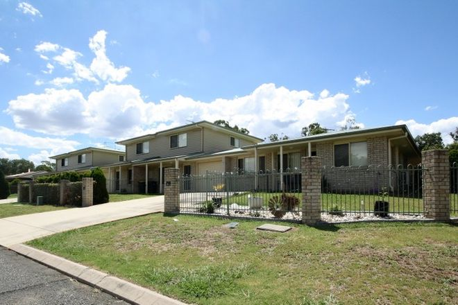 Picture of A To E/11 Leslie St, WARWICK QLD 4370