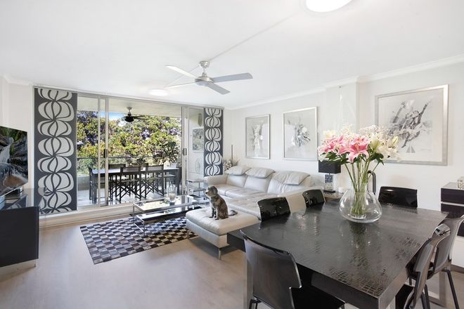 Picture of 51/4 New Mclean Street, EDGECLIFF NSW 2027