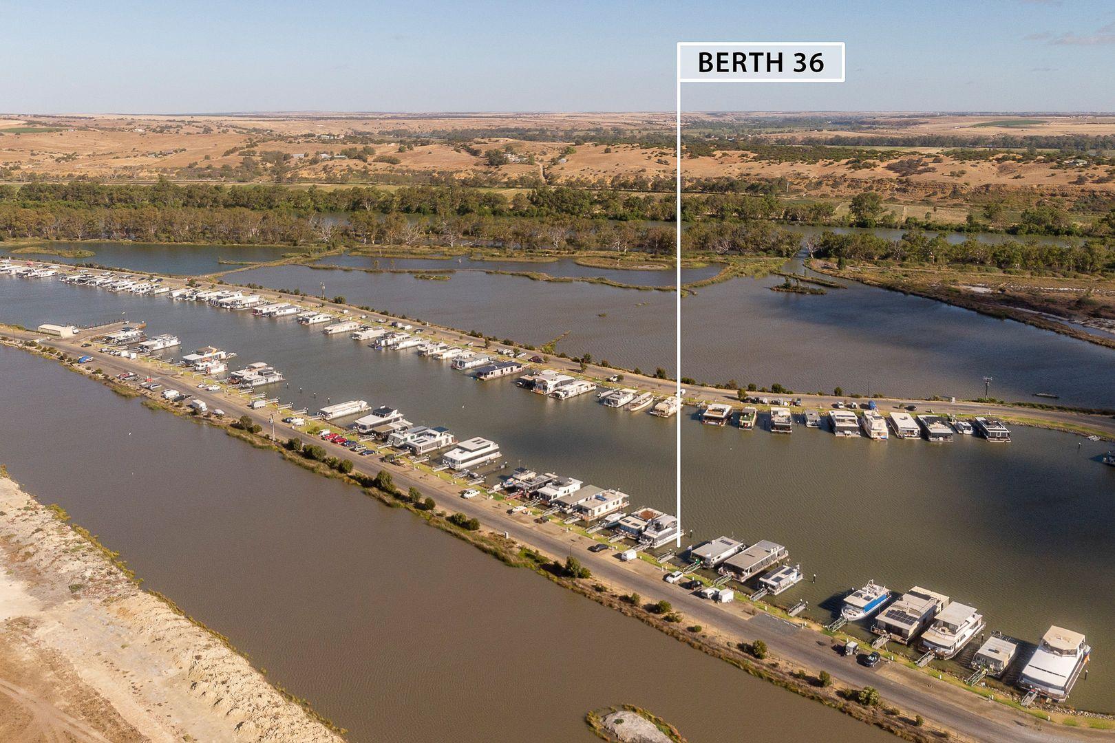 Berth 36 (Lot 41) Pelican Drive, Mannum SA 5238, Image 1