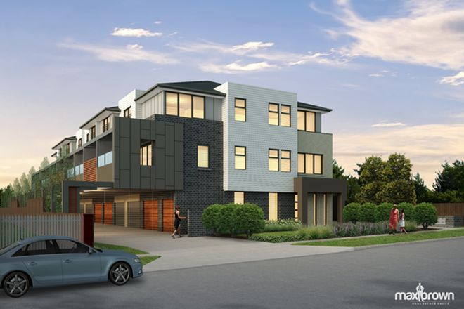 Picture of 8/289 Mt Dandenong Road, CROYDON VIC 3136