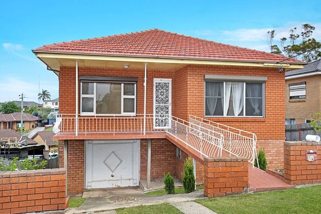 Picture of 14 Wilma Ave, WARRAWONG NSW 2502