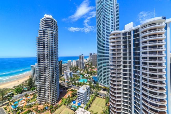Picture of 2209/25 Laycock Street, SURFERS PARADISE QLD 4217