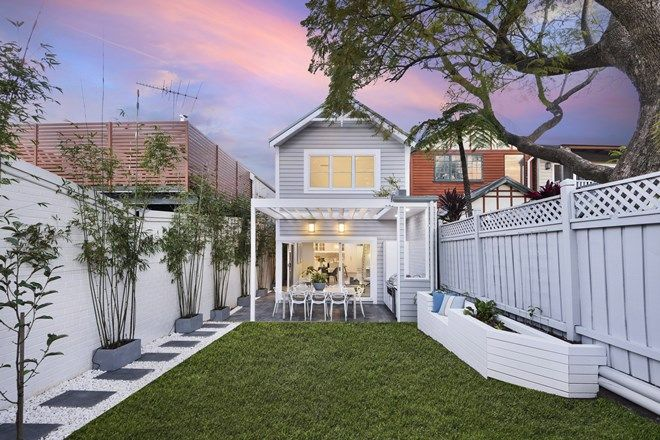 Picture of 26 North Street, BALMAIN NSW 2041