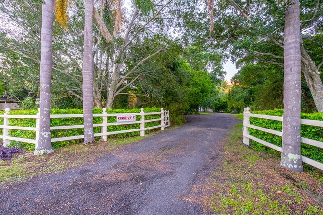 Picture of 232 Larkhill Boundary Road, GLAMORGAN VALE QLD 4306