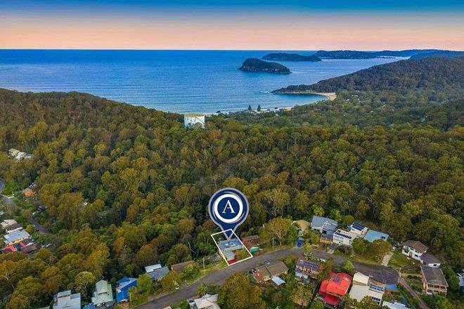 Picture of 24 Onthonna Terrace, UMINA BEACH NSW 2257