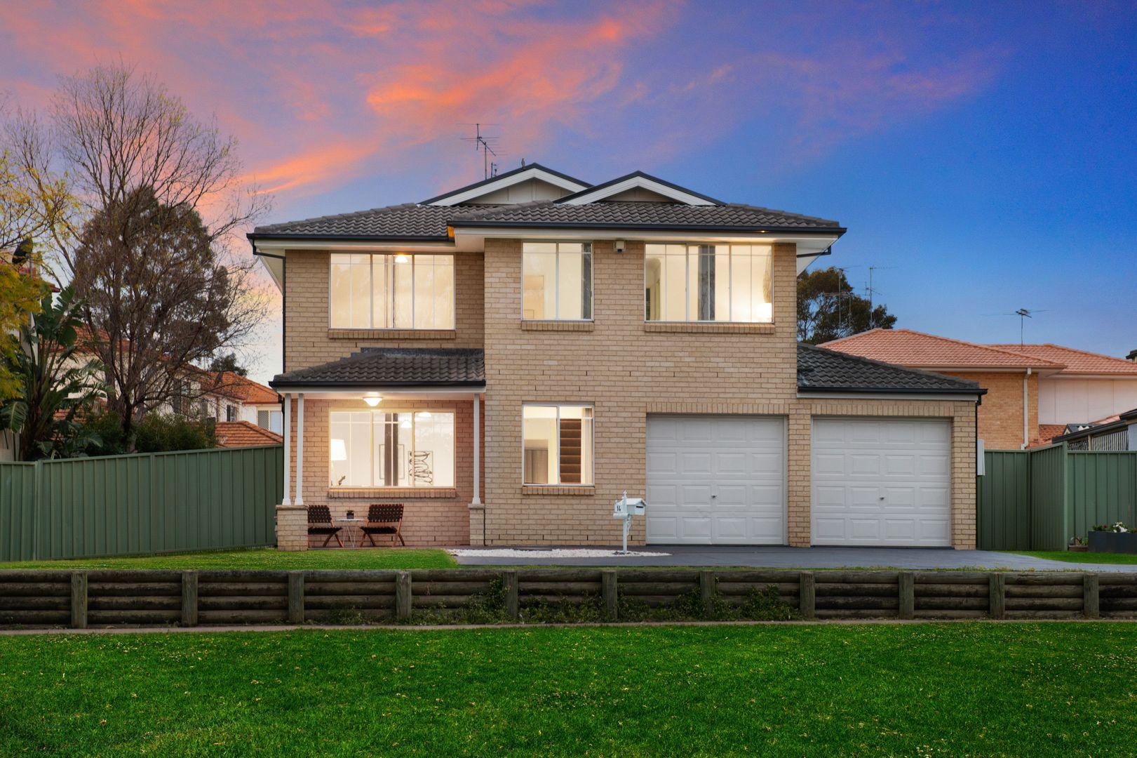 14 Deakin Avenue, Glenwood NSW 2768, Image 0