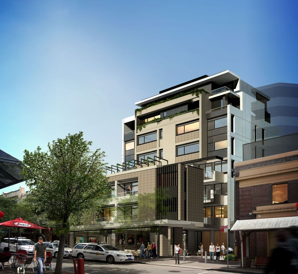 17 South Apartments: 15-17.. Hercules Street, Ashfield NSW 2131