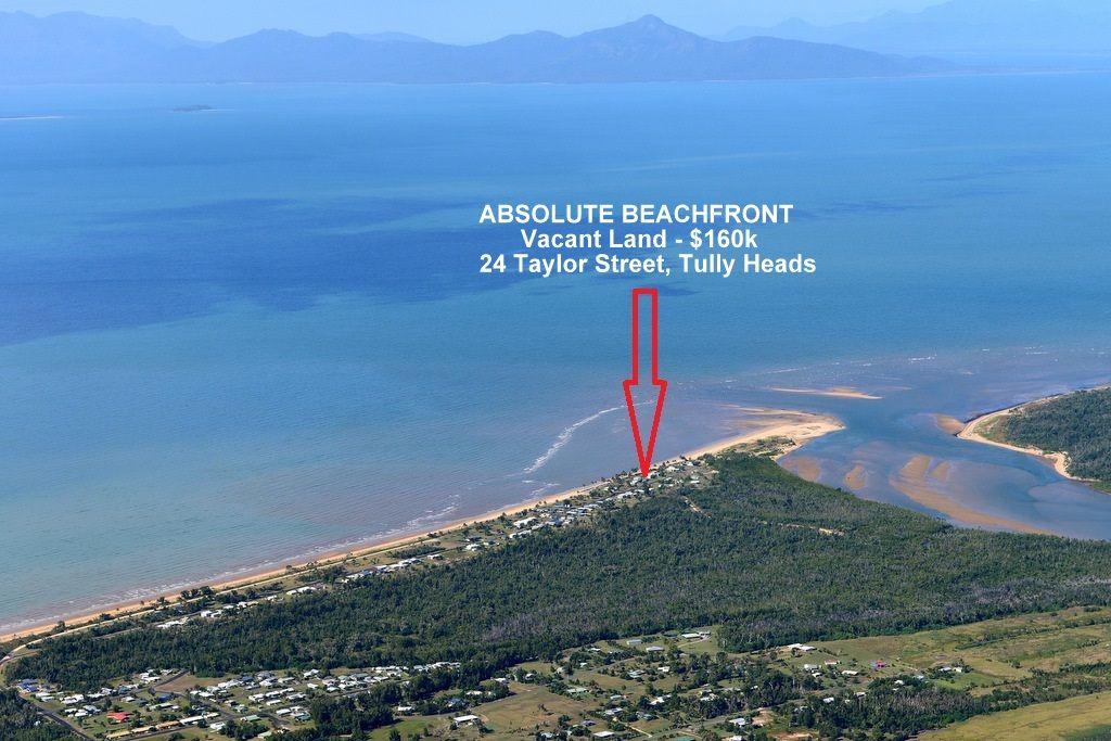 24 Taylor Street, Tully Heads QLD 4854, Image 0