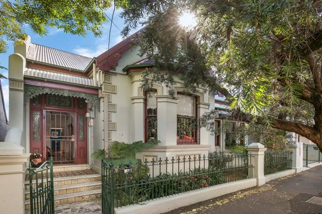 Picture of 23 Holmwood Street, NEWTOWN NSW 2042