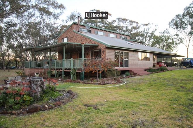 Picture of 1010 Old Bundarra Road, INVERELL NSW 2360