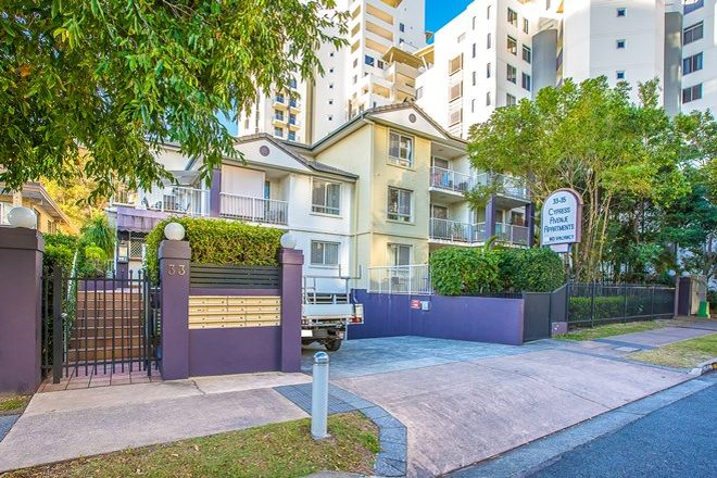 Picture of 20/33 Cypress Avenue, SURFERS PARADISE QLD 4217