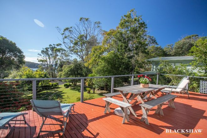 Picture of 59 Burri Point Road, GUERILLA BAY NSW 2536