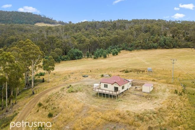 Picture of 170 Lower Swamp Road, LACHLAN TAS 7140