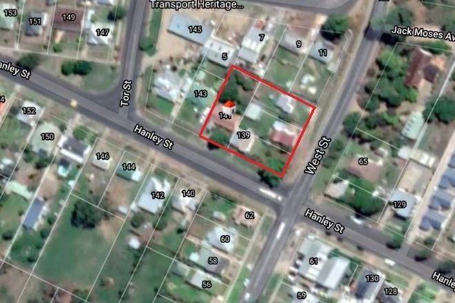 Picture of 139-141 Hanley Street & 66-68 West Street, GUNDAGAI NSW 2722