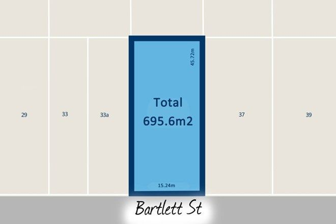 Picture of 35 Bartlett Street, SOUTH WENTWORTHVILLE NSW 2145