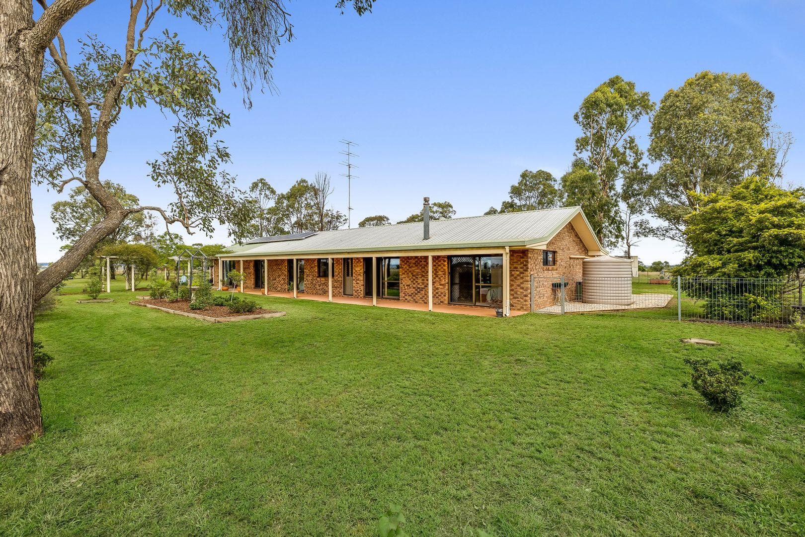 88 Wyreema-Athol Road, Umbiram QLD 4352, Image 0