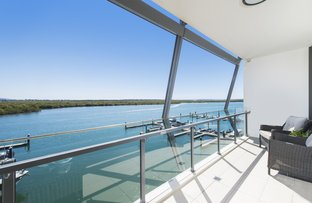 Picture of 3403/4 Marina Promenade, Paradise Point QLD 4216