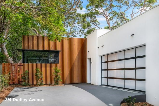 Picture of 3/4 Dudley Avenue, CARINGBAH SOUTH NSW 2229