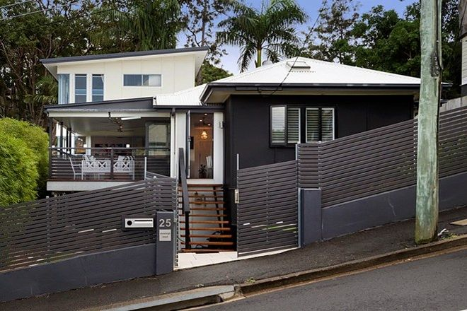 Picture of 25 Stoneleigh Street, RED HILL QLD 4059