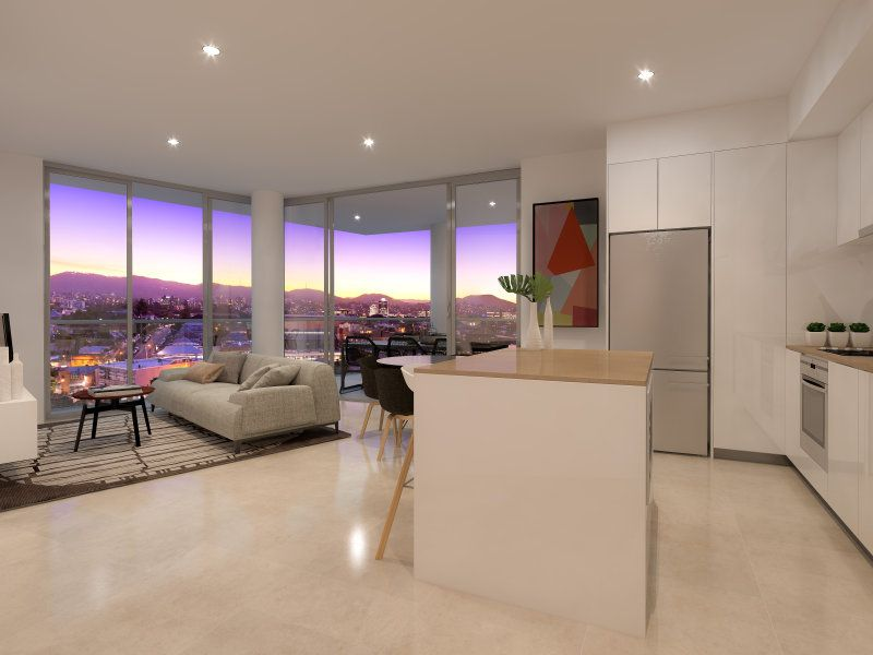 407/32 Russell Street, South Brisbane QLD 4101, Image 0