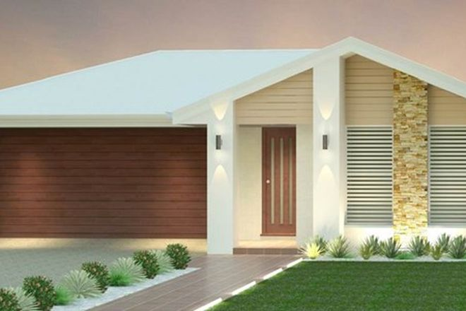Picture of Lot 392 Brindabella Parade, NEW AUCKLAND QLD 4680
