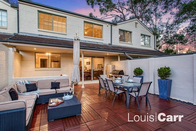 Picture of 10/33 Coonara Avenue, WEST PENNANT HILLS NSW 2125
