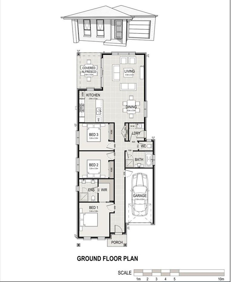 Lot 210 Orchard  Hts, Spring Farm NSW 2570, Image 2