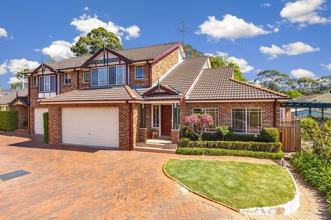 Picture of 1/123 Oakes Road, CARLINGFORD NSW 2118
