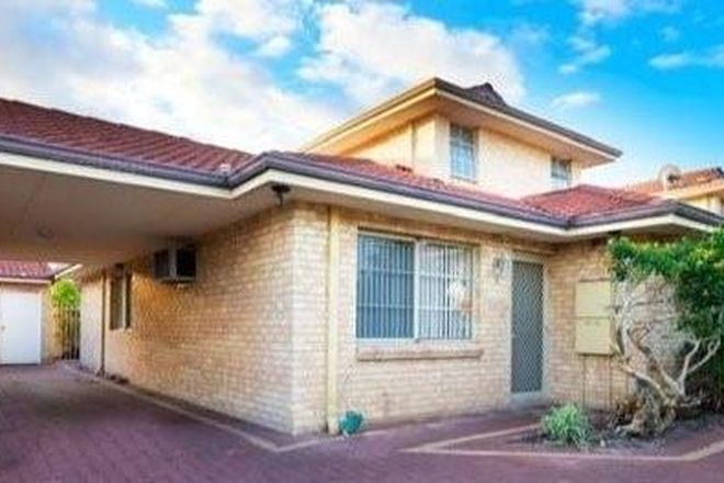 Picture of 3/169 Swansea Street, EAST VICTORIA PARK WA 6101