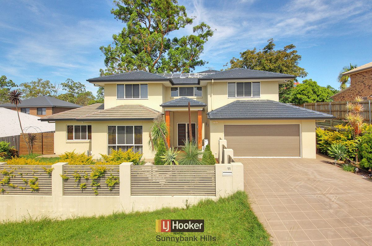 11 Silverbirch Close, Eight Mile Plains QLD 4113, Image 0
