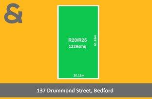 137 DRUMMOND STREET, Bedford WA 6052