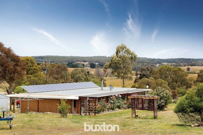 Picture of 475 Buninyong Mt Mercer Road, DURHAM LEAD VIC 3352