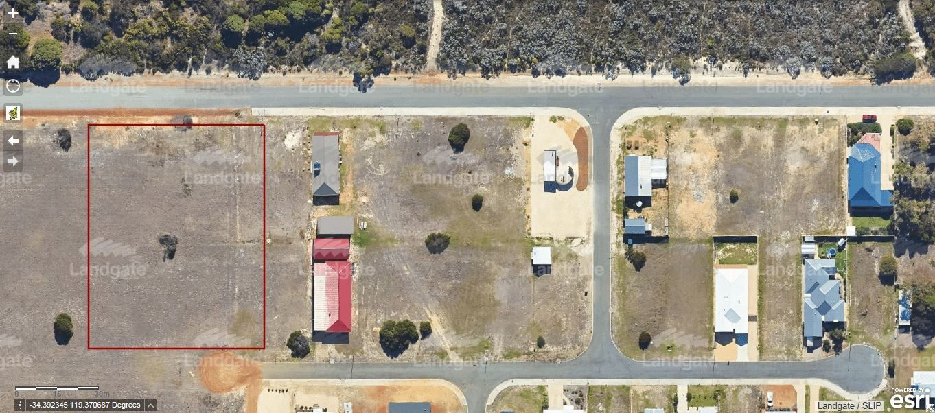 Lot 808 Mary Street, Bremer Bay WA 6338, Image 0