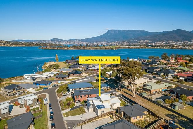 Picture of 5 Bay Waters Court, OLD BEACH TAS 7017
