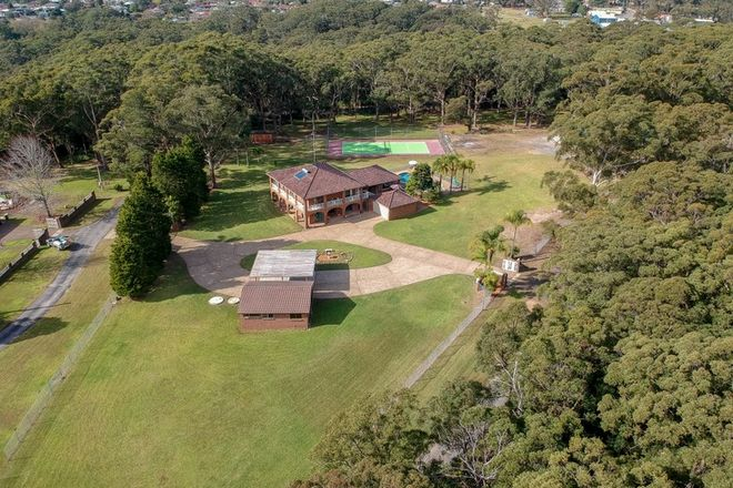 Picture of 1 Old Illawarra Road, HELENSBURGH NSW 2508