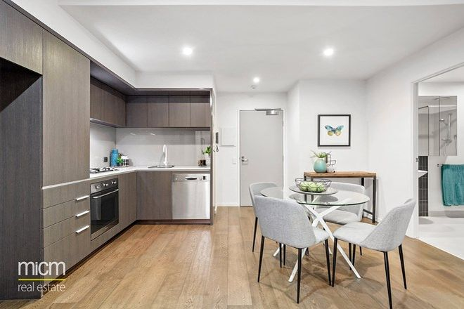 Picture of 307/82 Canning Street, CARLTON VIC 3053