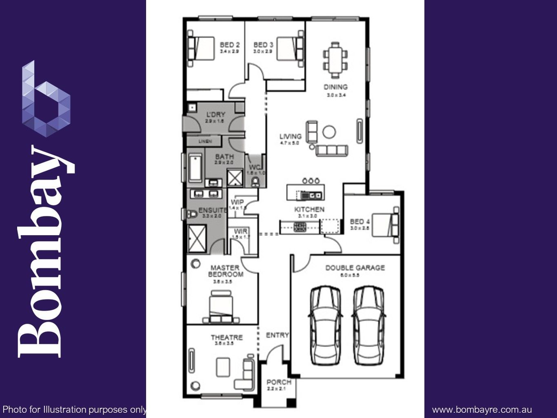 Lot 1251 Octavia Street, Kalkallo VIC 3064, Image 1