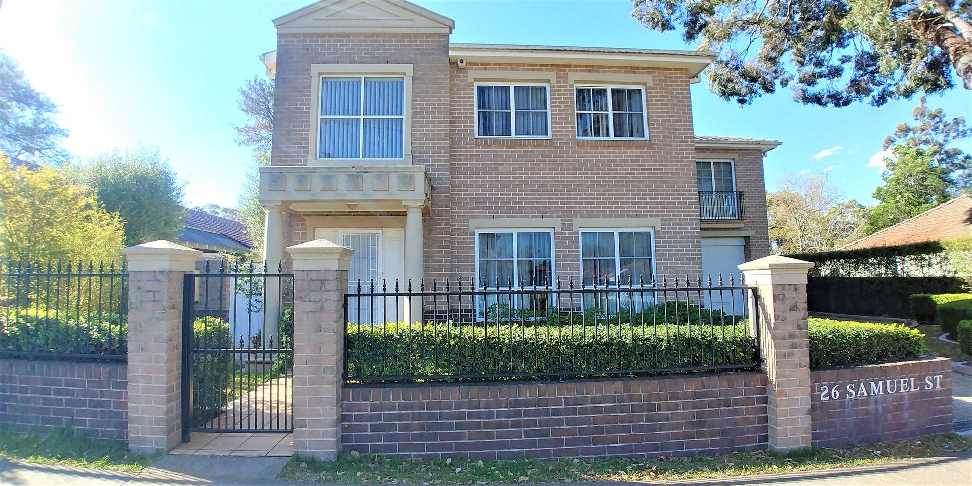 1/26 Samuel St, Peakhurst NSW 2210, Image 0