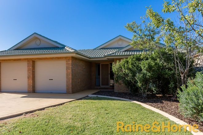 Picture of 8 Hawkesbury Place, DUBBO NSW 2830