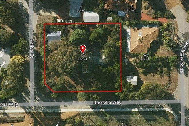 Picture of 3 Russelia Way, ROLEYSTONE WA 6111