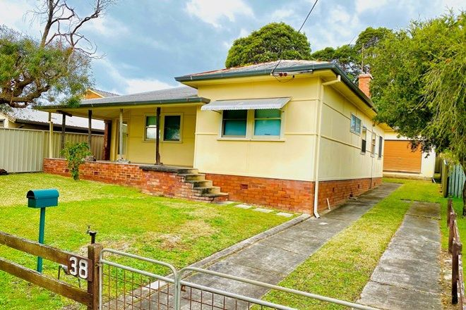 Picture of 38 Fraser Road, LONG JETTY NSW 2261