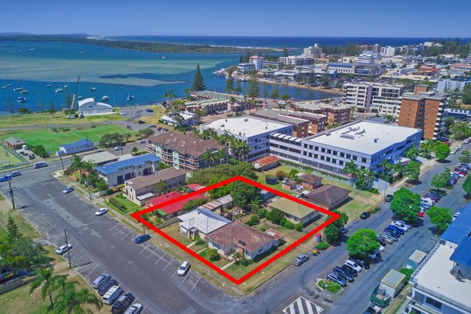 Picture of 8, 10, & 12 Gore Street & 11 Waugh Street, PORT MACQUARIE NSW 2444