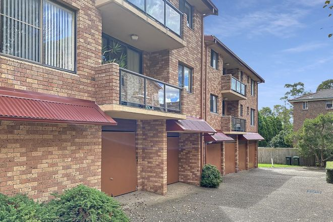 Picture of 15/60-66 Auburn Street, SUTHERLAND NSW 2232