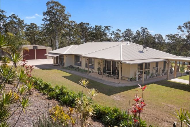Picture of 197 Banks Pocket Road, ARALUEN QLD 4570