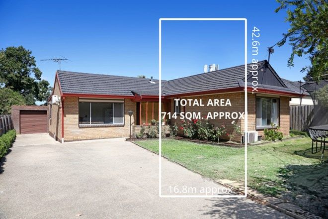 Picture of 36 Kinrade Street, HUGHESDALE VIC 3166