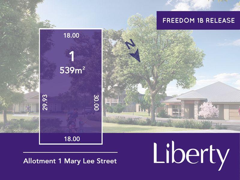 Lot 1 Mary Lee Street, Two Wells SA 5501, Image 0