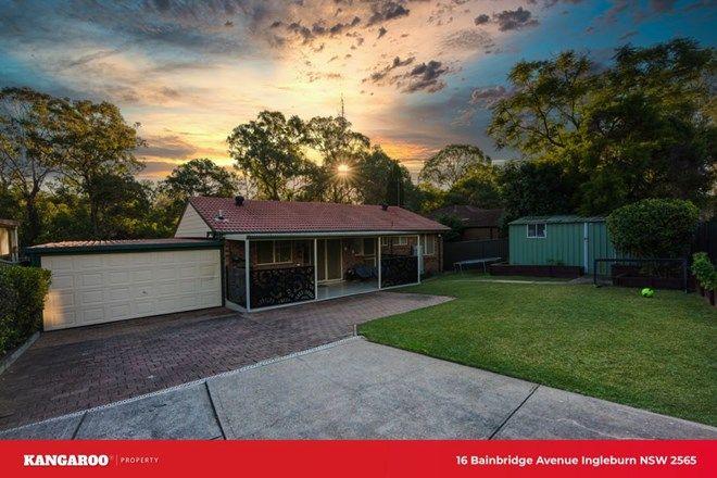 Picture of 16 Bainbridge Avenue, INGLEBURN NSW 2565