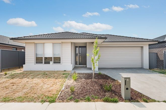 Picture of 6 Galway  Drive, ALFREDTON VIC 3350